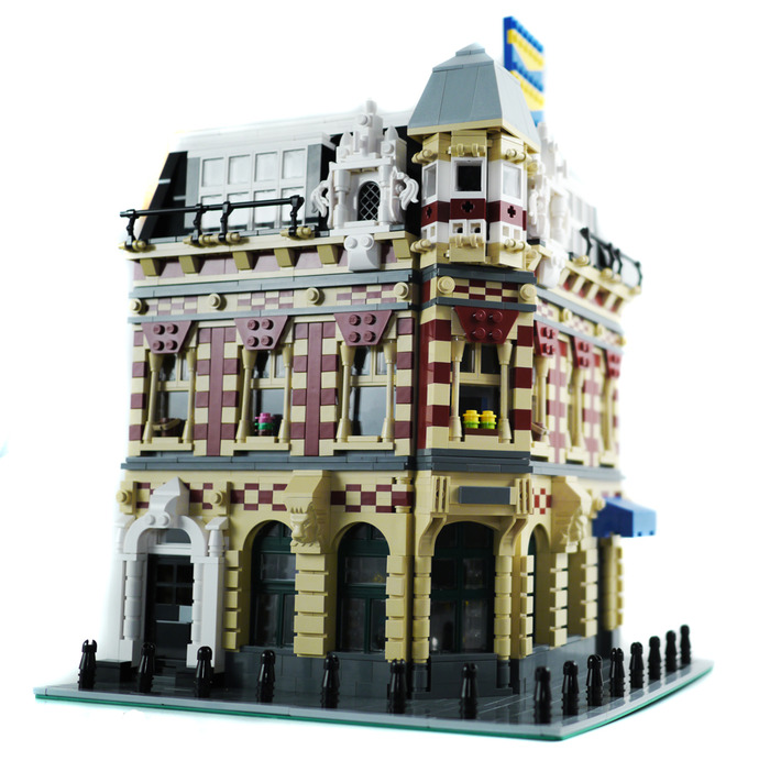 Purchase Custom Lego Instructions Corner Shop And Apartments