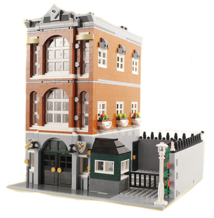 Purchase Custom Lego Instructions Consulate