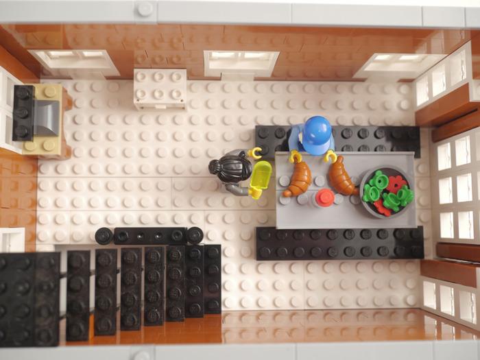 Purchase custom lego instructions consulate for Consul tutorial