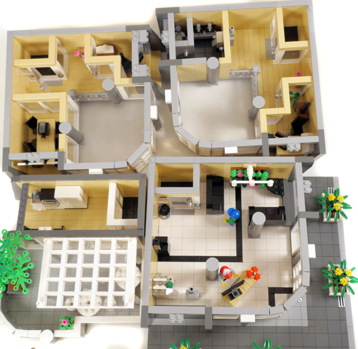 Purchase Custom Lego Instructions Architecture Firm