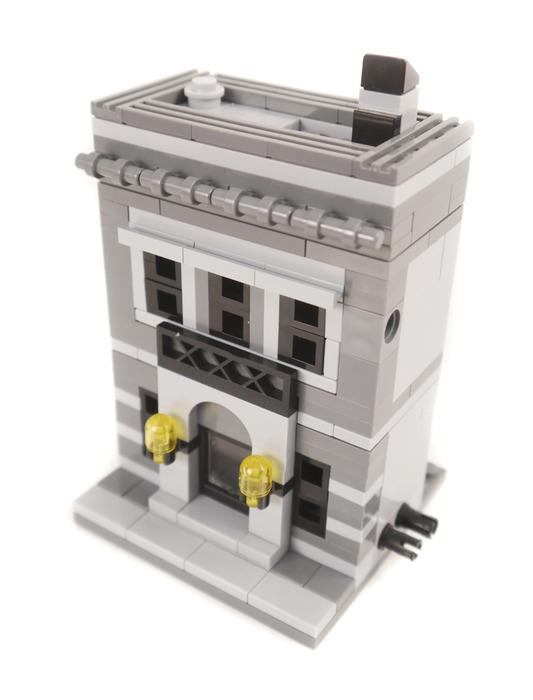 Purchase Custom Lego Instructions Mini Precinct
