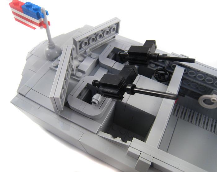 Purchase Custom Lego Instructions Higgins Boat Lcvp