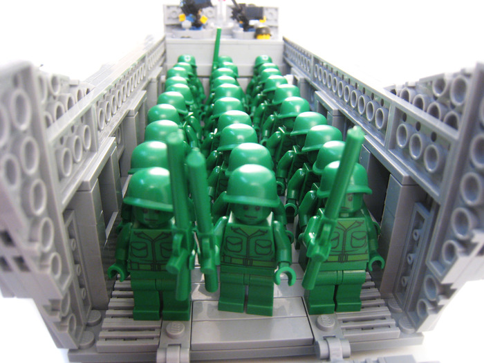 lego ww2 landing craft instructions