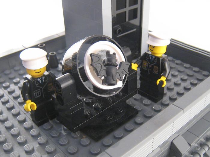 Purchase Custom Lego Instructions Police Precinct